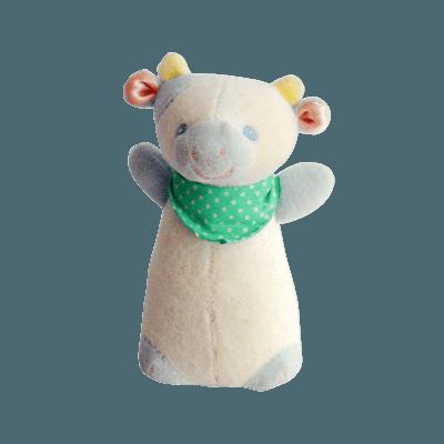 Custom Soft Baby Rattle Plush Toy Wholesale
